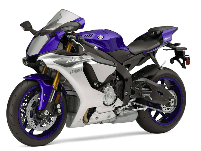 2015 yzf r1 for Yamaha r1m specs