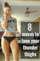 8 Moves To Tone Your