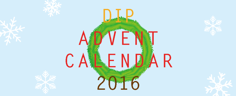 dip Advent Calendar 2016