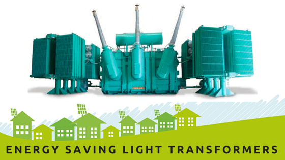 energy saving light transformers