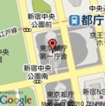 Google static Maps - 東京都