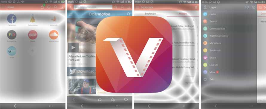 Vidmate Download for your Android Smartphone & PC