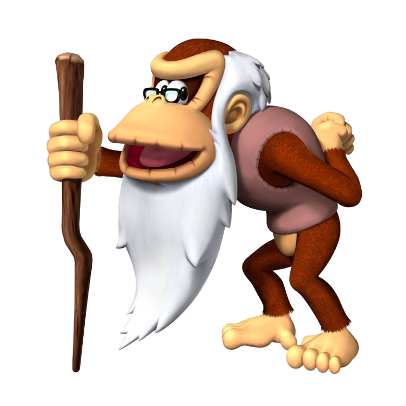 コングファミリー - List of Donkey Kong characters