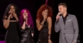 The finale of American Idol on Thursday night at the Dolby Theatre in Hollywood.4-7-2016