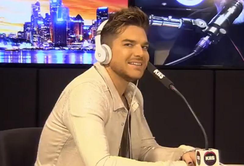 Promo day in AU - kiis1065 11-4-2015