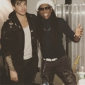 Adam & Nile Rodgers at Jungle City Studios in NYC