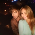Night out at Bar Marmont 03-15-2017