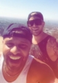 Terrance IG story : Hiking with Adam 05-22-2017