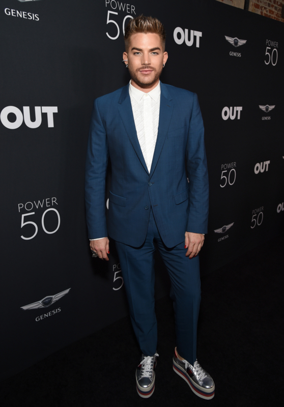 """OUTMagazine's """"Power 50"""" Event 08-10-2017"""