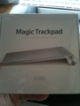 Apple Magic Trackpadを買った