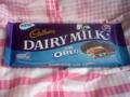Oreo chocolate bar >U<