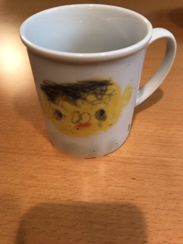 マグカップ ○○より