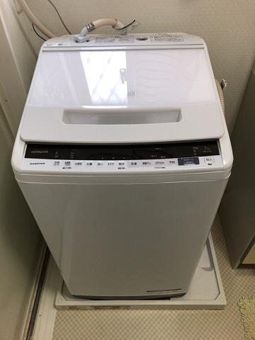 日立 洗濯機 BW-V70E