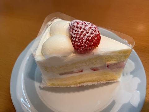 誕生日に食べたケーキ