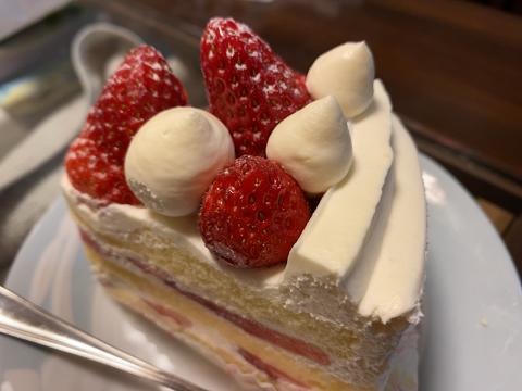 スペシャルショートケーキ