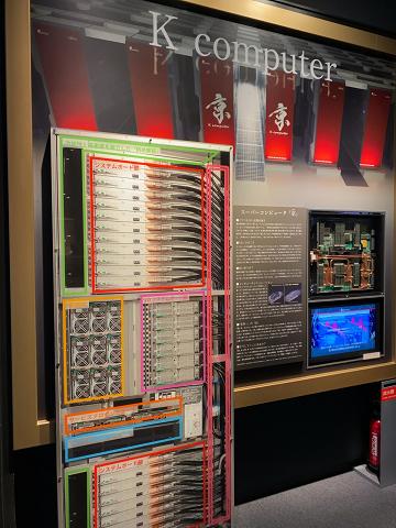 スーパーコンピューター 京