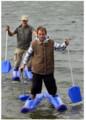 「スイム・シューズ」でスイスイ、ドイツ 写真3枚 国際ニュース: A