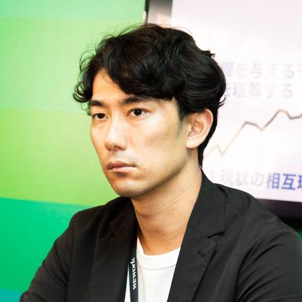 ソフトバンク株式会社 礒 駿太朗 氏