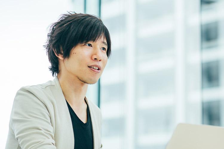 師岡宏典 日本コンピュータビジョン株式会社 事業本部 プロダクト部 課長