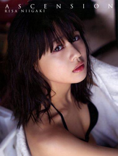 新垣里沙 モーニング娘。ラスト写真集 『 ASCENSION 』