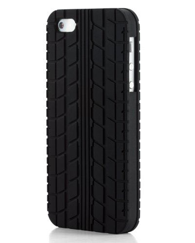 【RGBMIX】 F1 Tire Tread for iPhone5 LT05B (黒) 【正規輸入品】