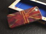 iphone5専用ハードケース (ユニオンジャック) Vivienne Westwood ヴィヴィアンウエストウッド