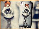 C209-0012 ☆高級感 人気 Apple iPhone 4 & 4S アイフォン 4 ハードケース 新世紀エヴァンゲリオン 保護ケース +(無料iPhone保護フィルムが付属しております)