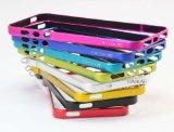 【HAIKAU】 iPhone5 スリムバンパー アルミ製 タッチペン付き シルバー