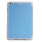Apple iPad mini スマートカバー 一体型ケース ブルー smart cover case for iPadmini