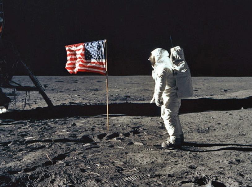 月面着陸は嘘ではない