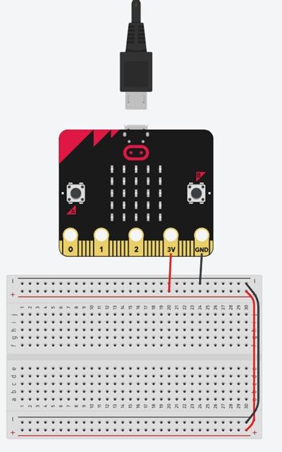 """""""micro:bitモデル"""""""