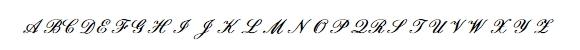 """""""カリグラフィ:mathptmx"""""""