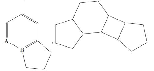 """""""環状構造の連結"""""""