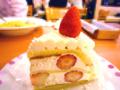 イタリアンショートケーキ@不二家