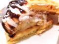 バナナクリーム02@FOURSEASONS CAFE