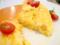 海老のトマトクリームソースのオムライス02@FOURSEASONS CAFE 2014年04月