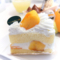 柿のショートケーキ01@FOURSEASONS CAFE 2014年10月①
