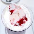 くろいちご&やよいひめ2種の苺パフェ(あまおう&スカイベリー Ver.