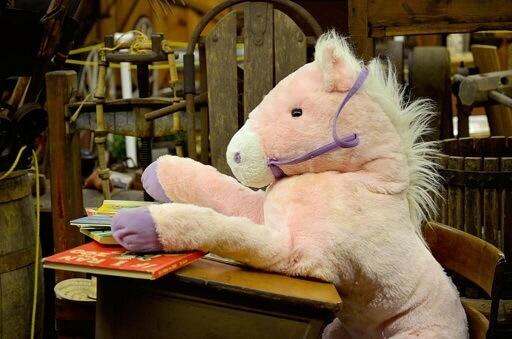 珍名馬のイメージ