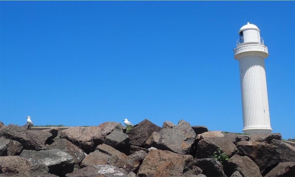 ウーロンゴンの灯台