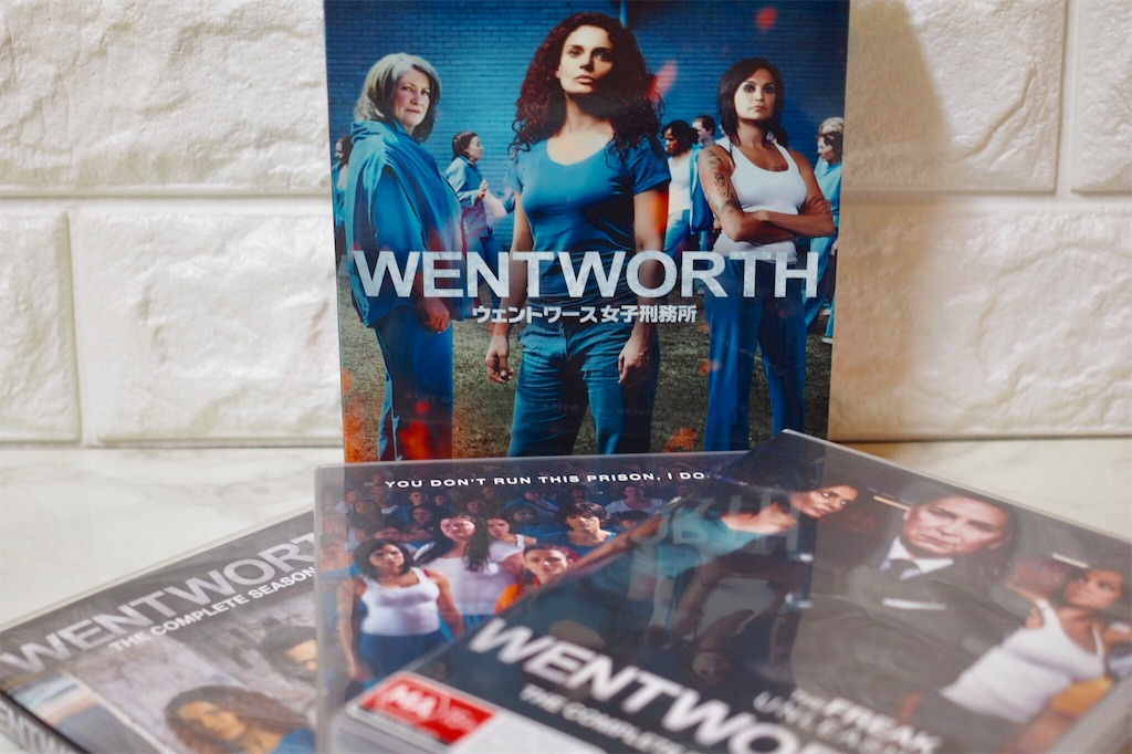 Wentworth/ウェントワース女子刑務所DVD