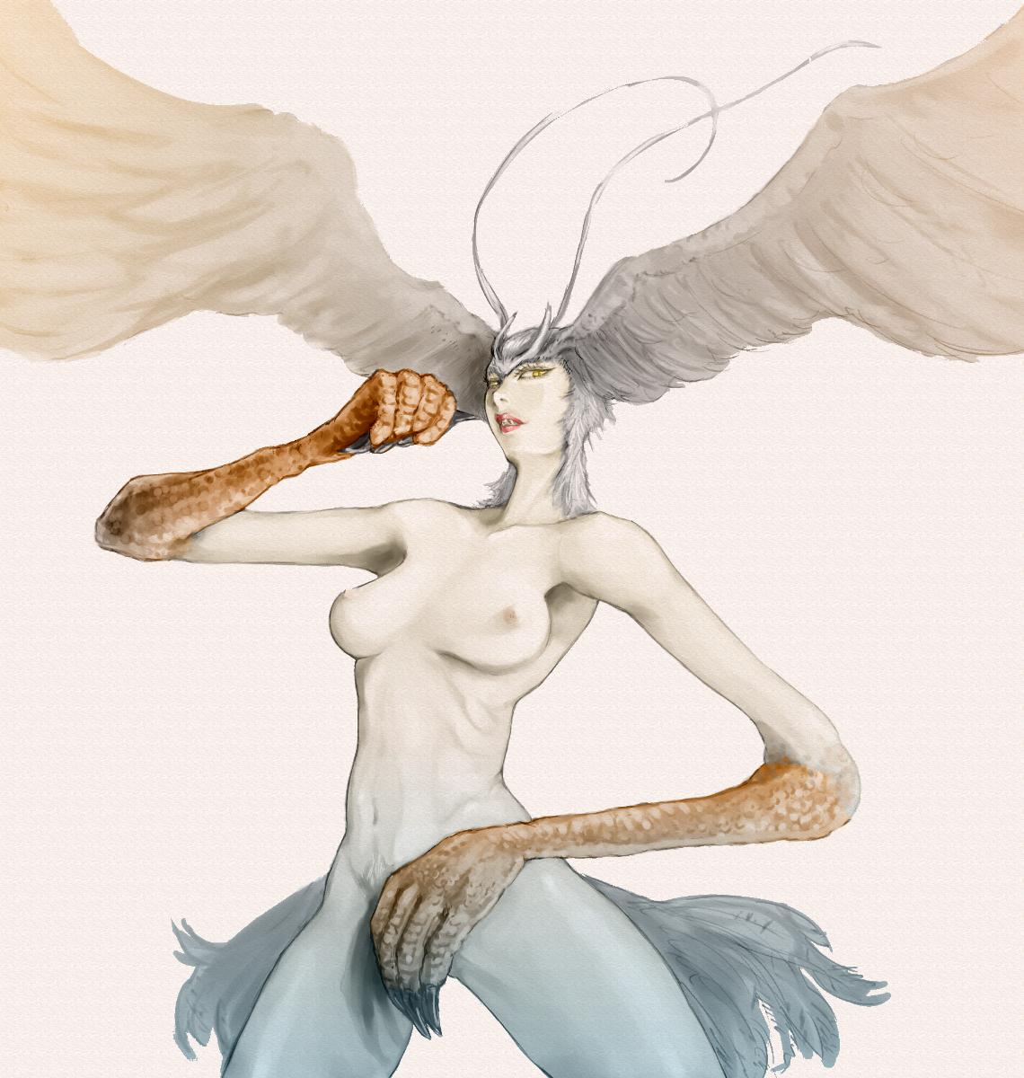 妖鳥シレーヌ