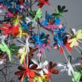 市川 フォイルの造花