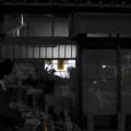 京 花屋 夜