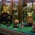 京 五月人形 夜