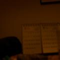 シンクロ不良 カレンダー 夜