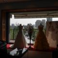 ウェディングドレス 上野