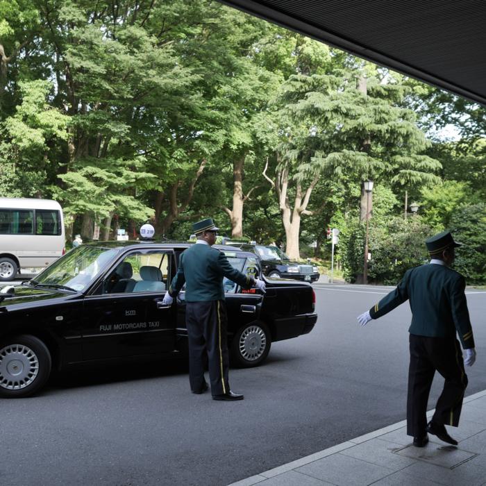 車寄せ 上野