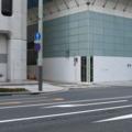 京橋 工事中のビル