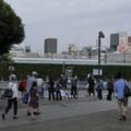上野 歩道